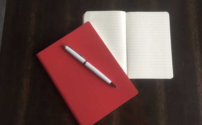 our marriage notebook