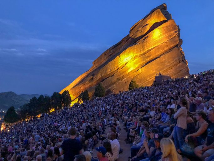 Red Rocks is the lifeblood of the Colorado music scene