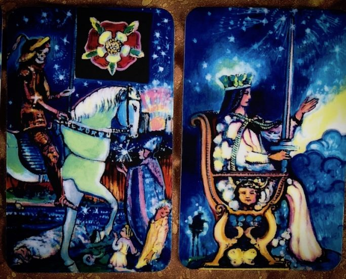 Purpose of tarot readers