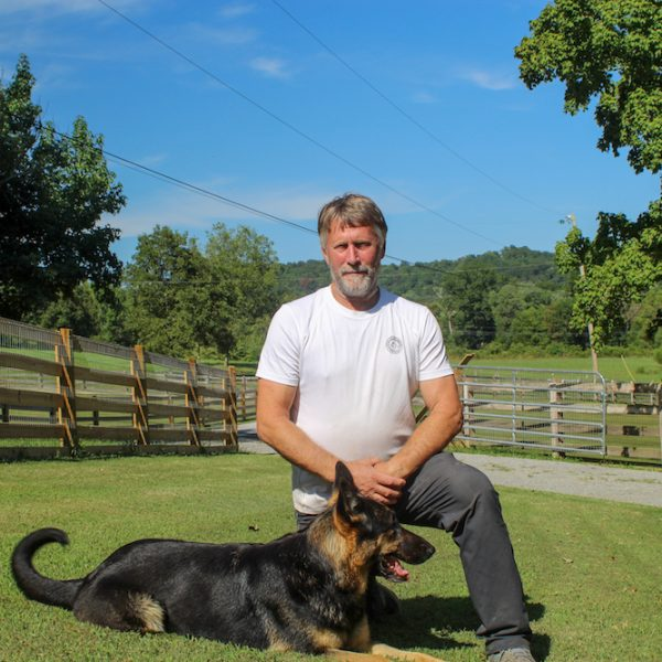 training canines for military and law enforcement