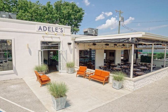 Adele's Restaurant in Nashville