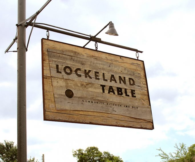 Lockeland Table Restaurant in Nashville