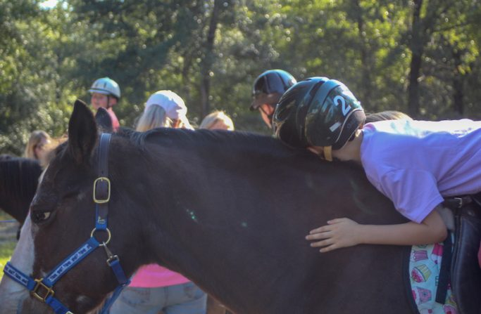 Equine Therapy Grace Rides