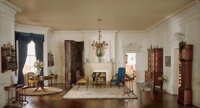 South Carolina Drawing Room Thorne Rooms
