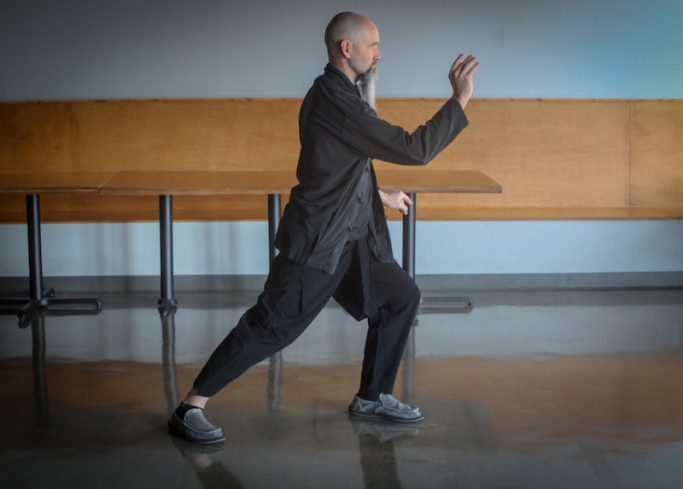 The Practice of Tai Chi