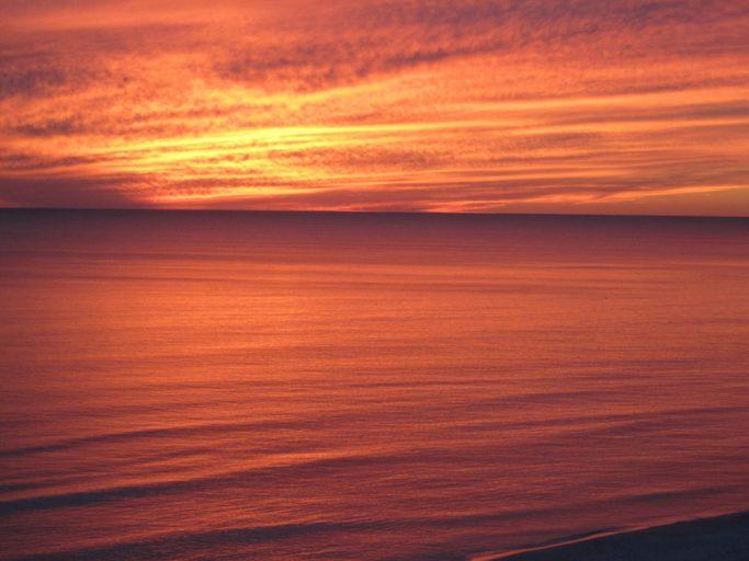 30A sunset