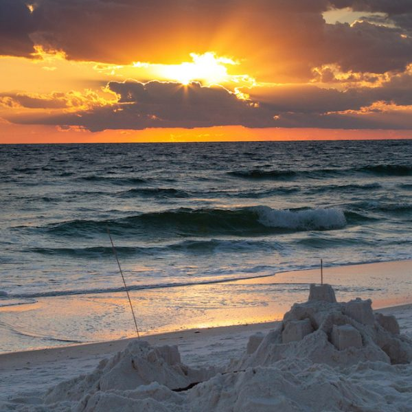 fabulous sunsets along 30A