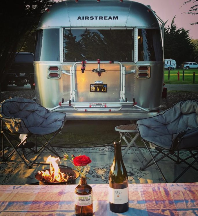 airstream travels