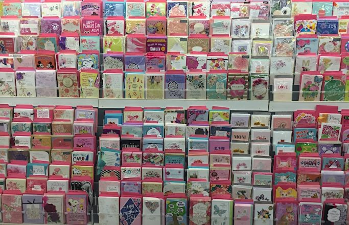 greeting cards and who designs them