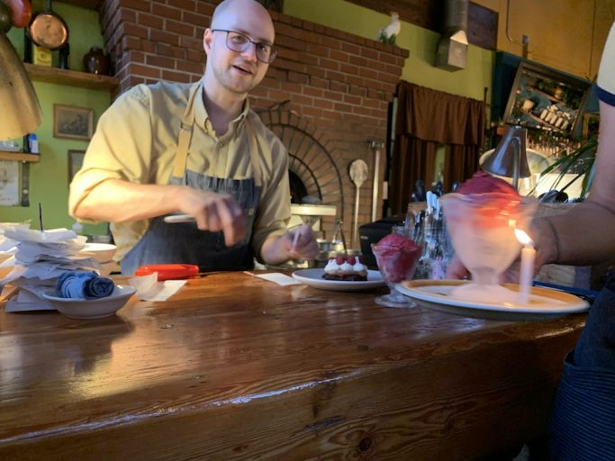 Ned Ludd Restaurant in Portland Oregon