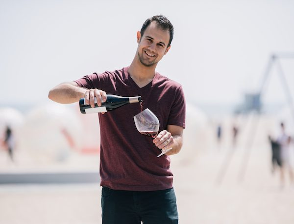 Vince Anter of V is For Vino