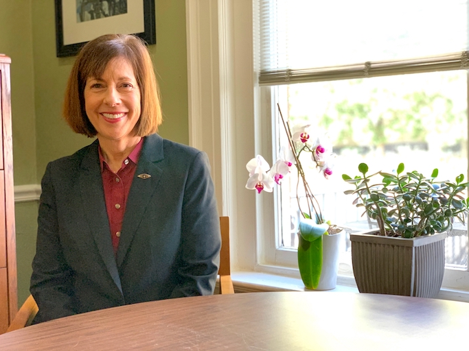 Norma Clippard Director of Vanderbilt Osher Lifelong Learning Institute