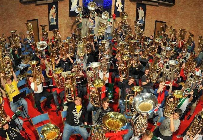 Nashville Tuba Christmas
