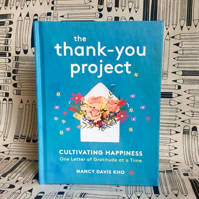The Thank You Project Book