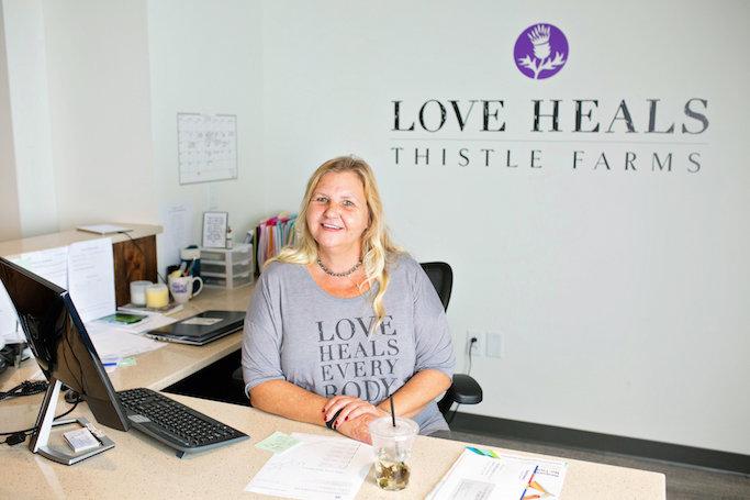 Jennifer Clinger Thistle Farms