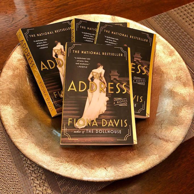 Historical fiction novel by Fiona Davis