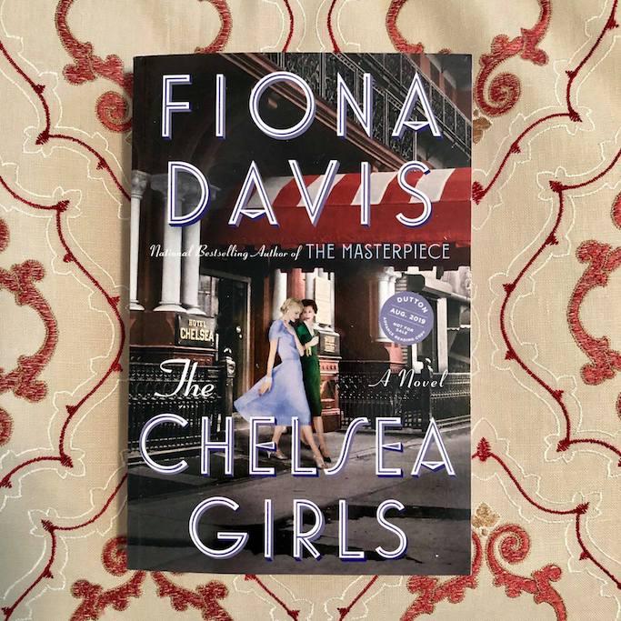 A book by historical fiction novelist, Fiona Davis