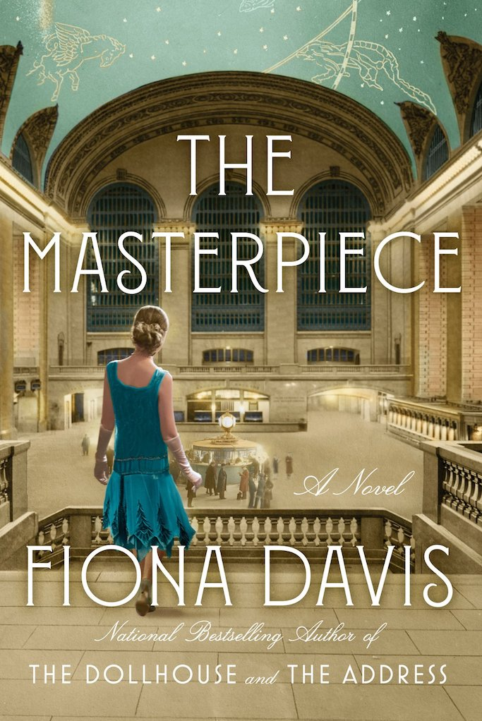 A book by historical fiction writer, Fiona Davis