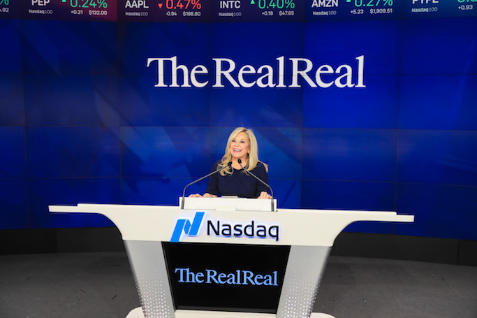 The RealReal goes public