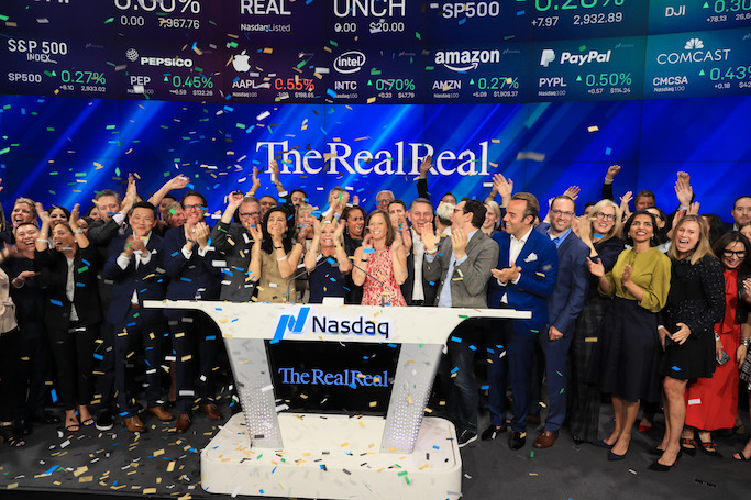 The RealReal IPO