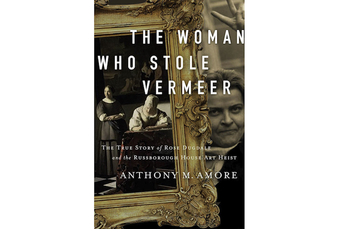 The Woman Who Stole Vemeer by Anthony Amore, art theft investigator