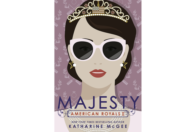 Katharine McGee Majesty cover