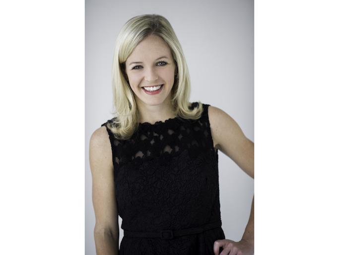 Katharine McGee author