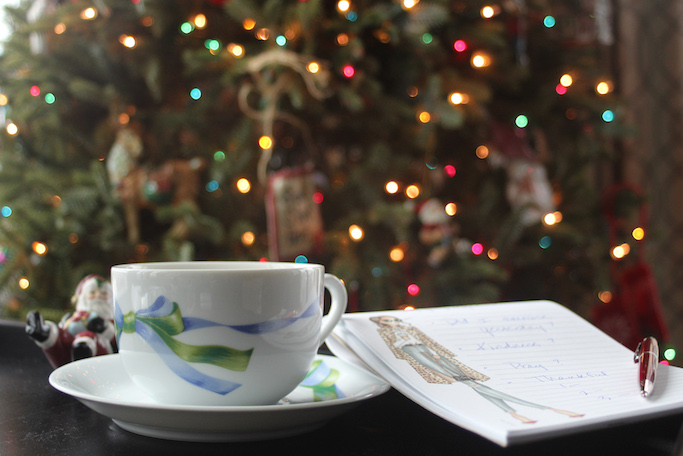 special cup and saucer from france