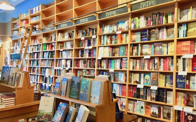 A wonderful selection of books
