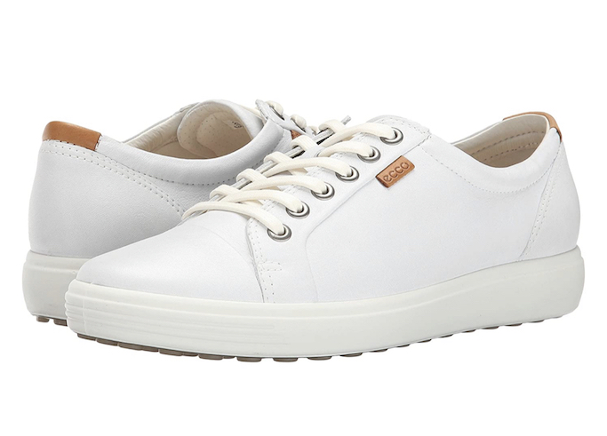 Ecco soft 7 sneaker travel shoes