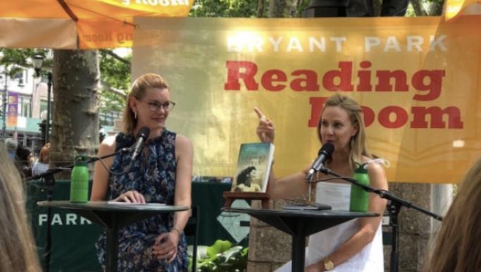 Fiona Davis and Susie Orman Schnall Book Tour