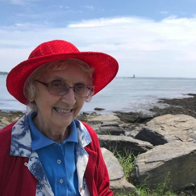 curious women over 75