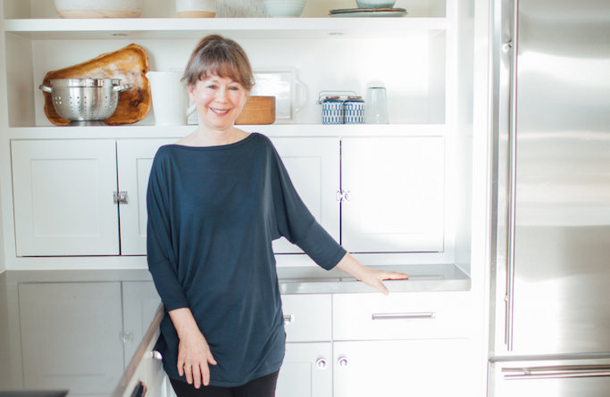 Marilee Nelson and her toxin-free home